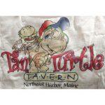 Tan Turtle screenprint
