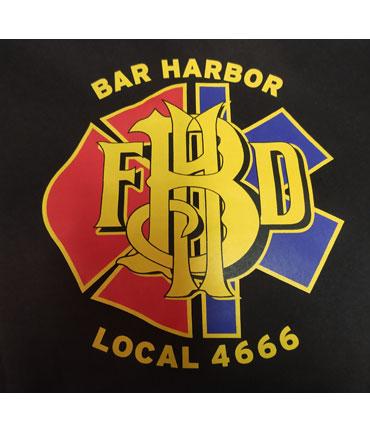 BHFD union logo